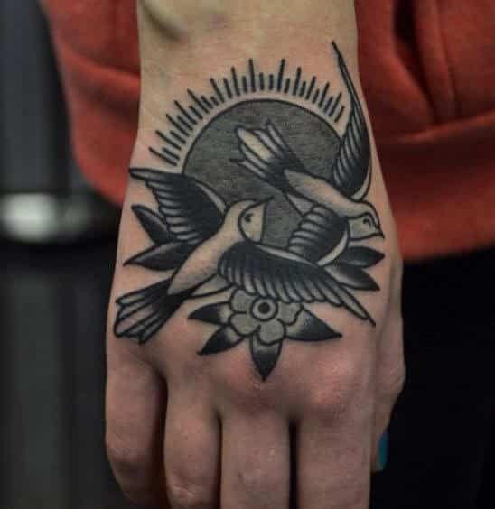 Sailor Jerry Tattoos 129
