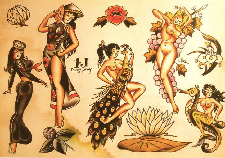 Sailor Jerry Tattoos 13