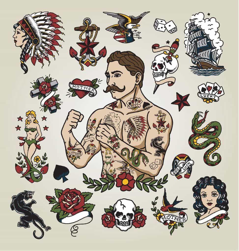 Sailor Jerry Tattoos 14