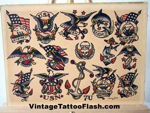 Sailor Jerry Tattoos 144