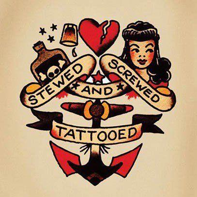 Sailor Jerry Tattoos 145