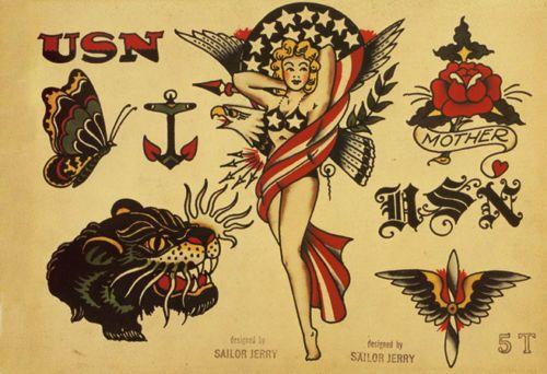Sailor Jerry Tattoos 146