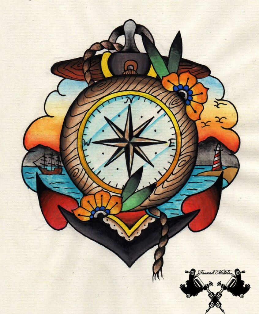Sailor Jerry Tattoos 148