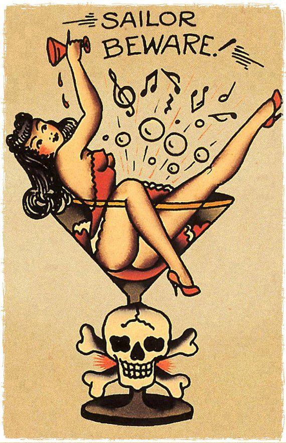 Sailor Jerry Tattoos 156