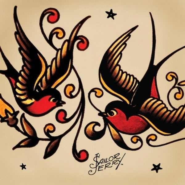 Sailor Jerry Tattoos 159