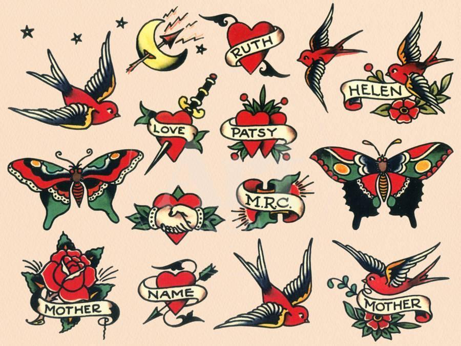 Sailor Jerry Tattoos 17