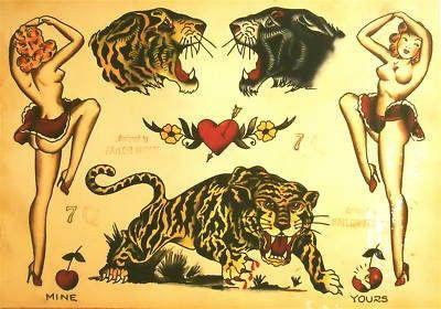 Sailor Jerry Tattoos 181
