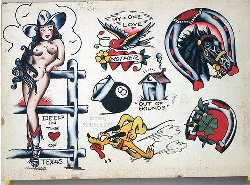 Sailor Jerry Tattoos 184