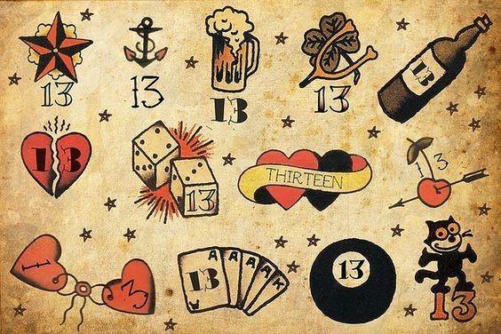 Sailor Jerry Tattoos 187