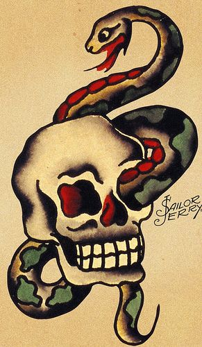 Sailor Jerry Tattoos 188