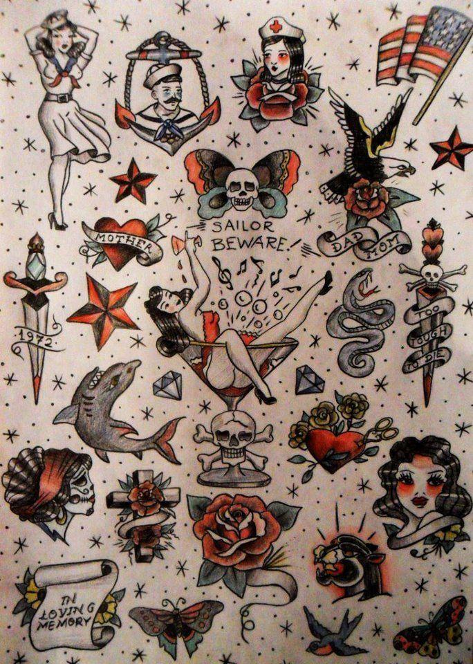 Sailor Jerry Tattoos 189