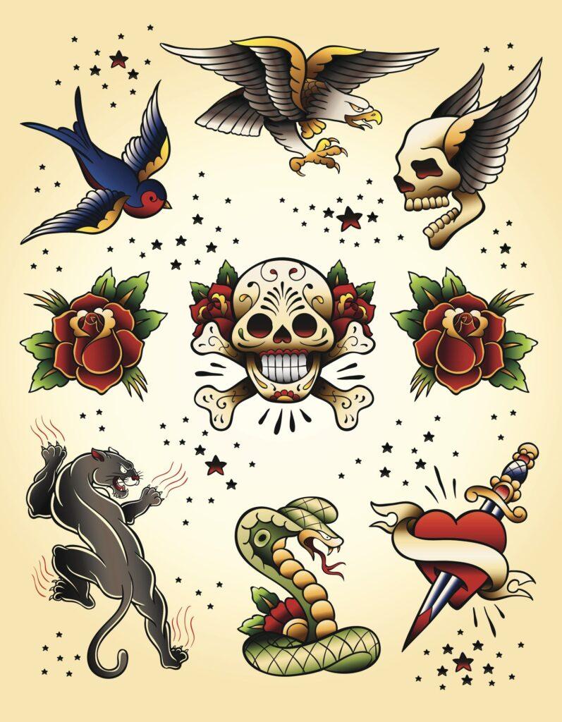 Sailor Jerry Tattoos 198