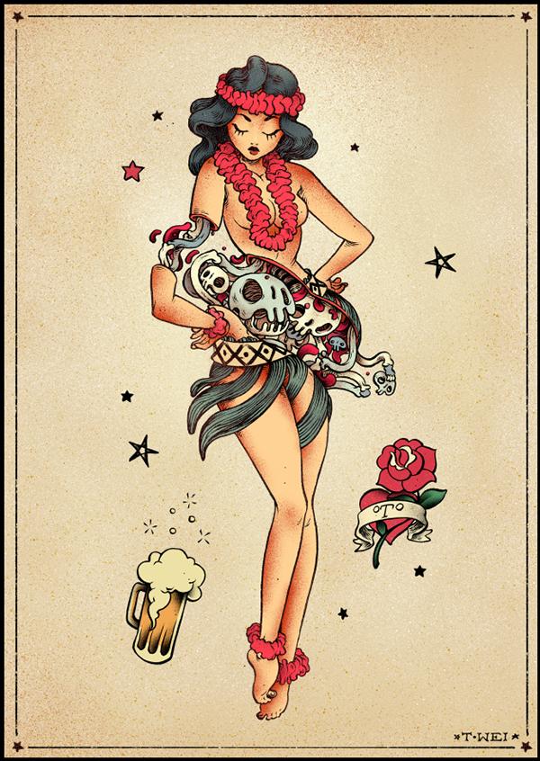 Sailor Jerry Tattoos 2