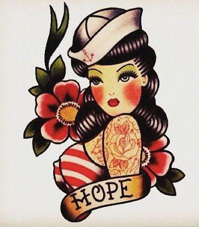 Sailor Jerry Tattoos 205