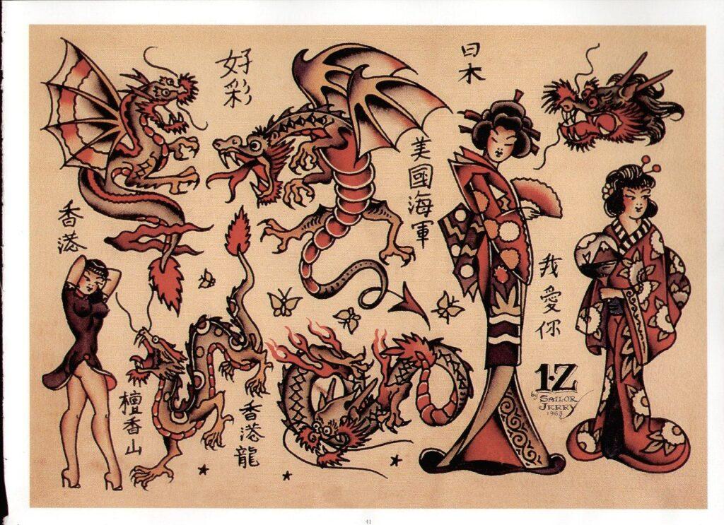 Sailor Jerry Tattoos 219