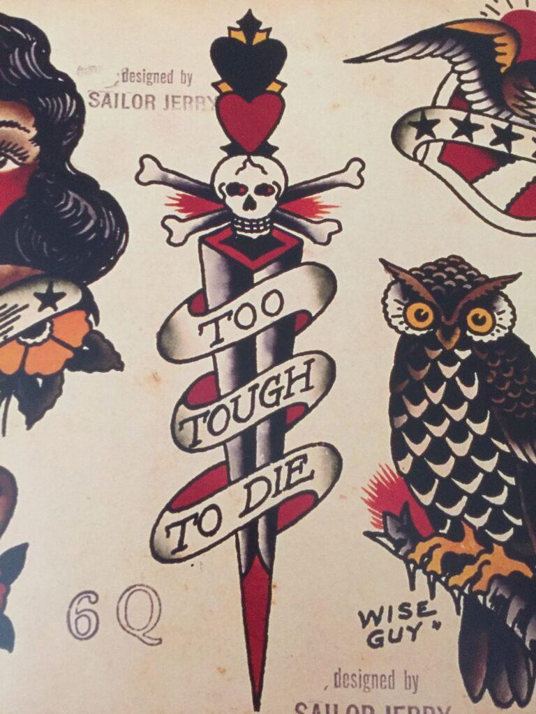 Sailor Jerry Tattoos 232