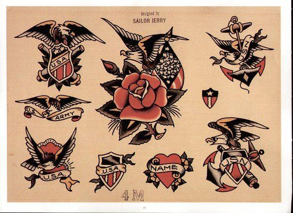 Sailor Jerry Tattoos 30