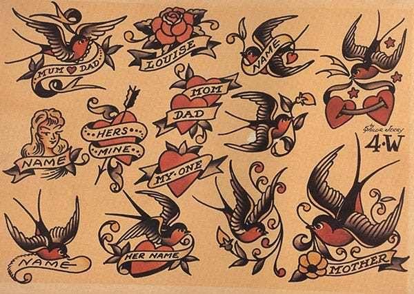 Sailor Jerry Tattoos 34