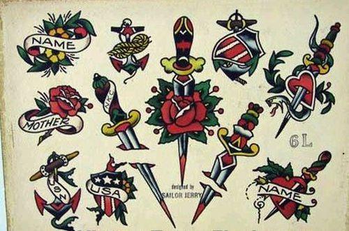 Sailor Jerry Tattoos 45