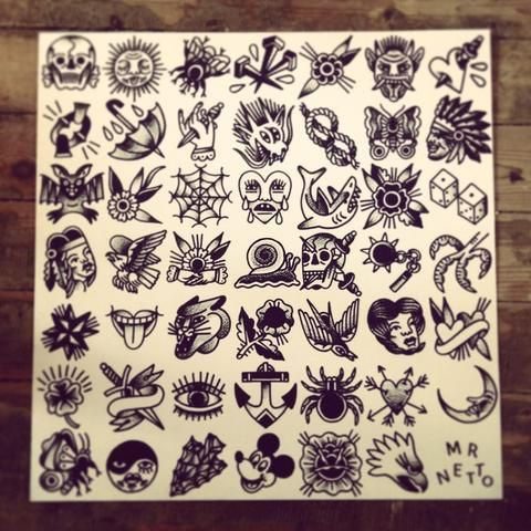 Sailor Jerry Tattoos 46