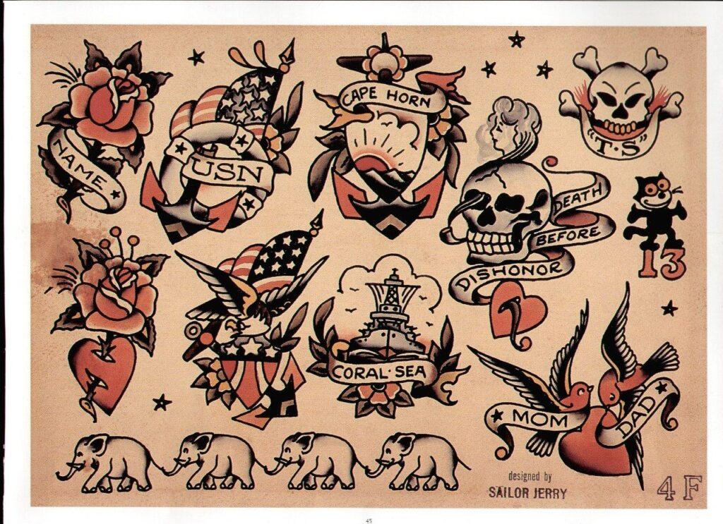 Sailor Jerry Tattoos 54