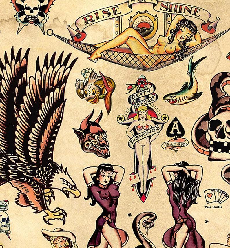 Sailor Jerry Tattoos 64