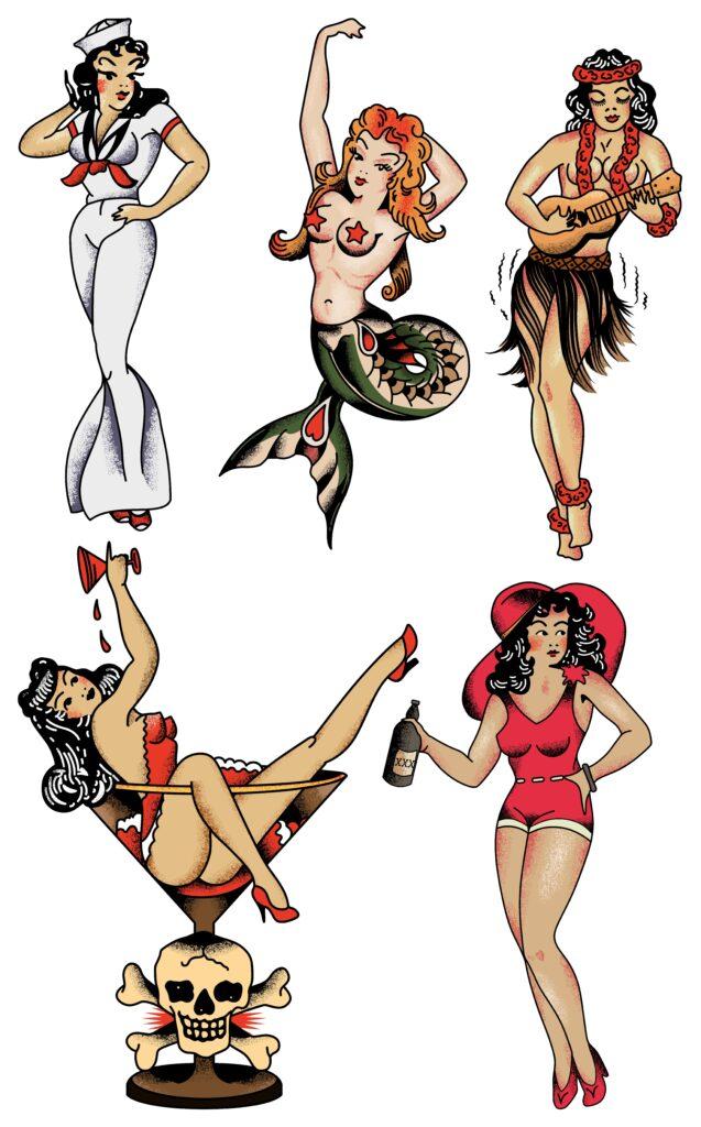 Sailor Jerry Tattoos 71