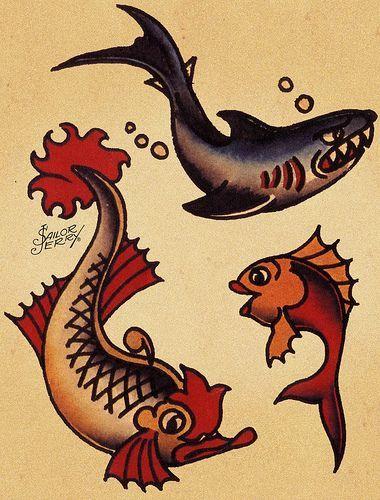 Sailor Jerry Tattoos 77
