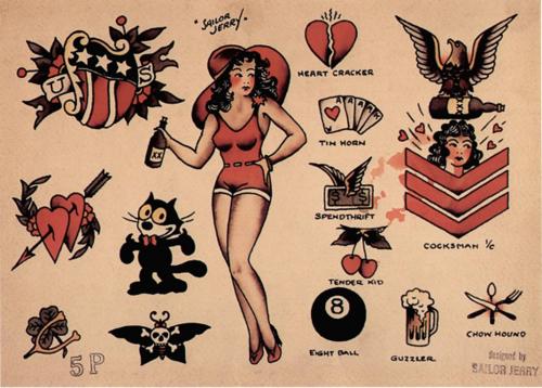 Sailor Jerry Tattoos 8