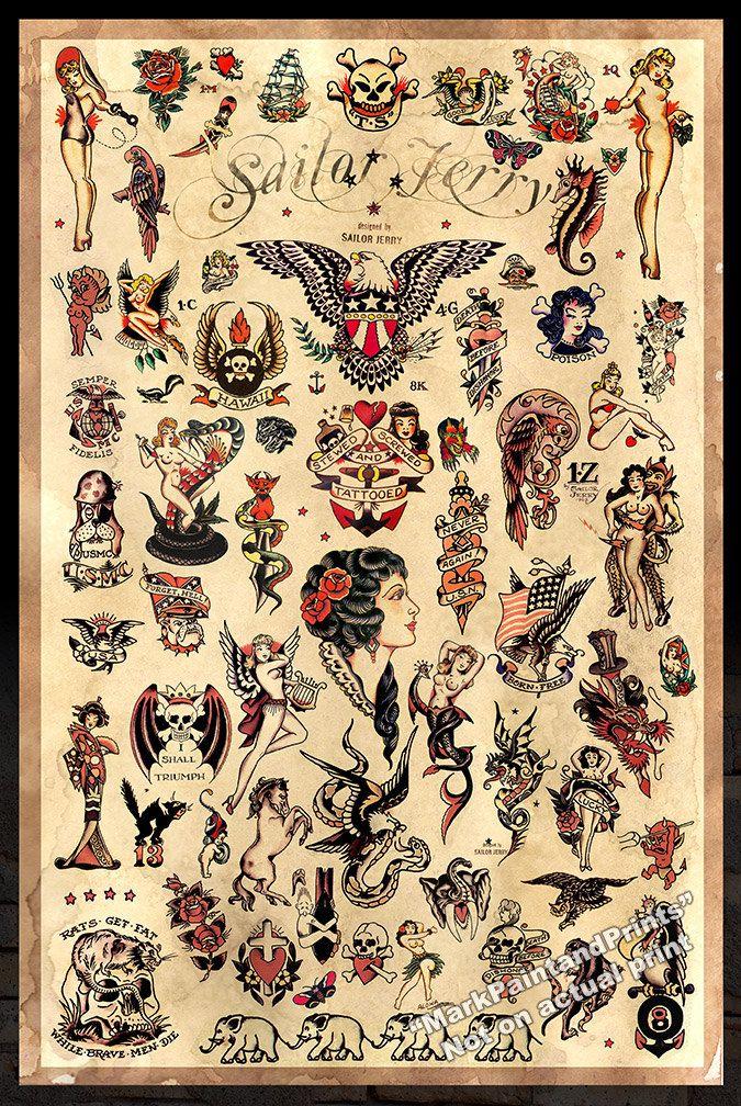 Sailor Jerry Tattoos 81