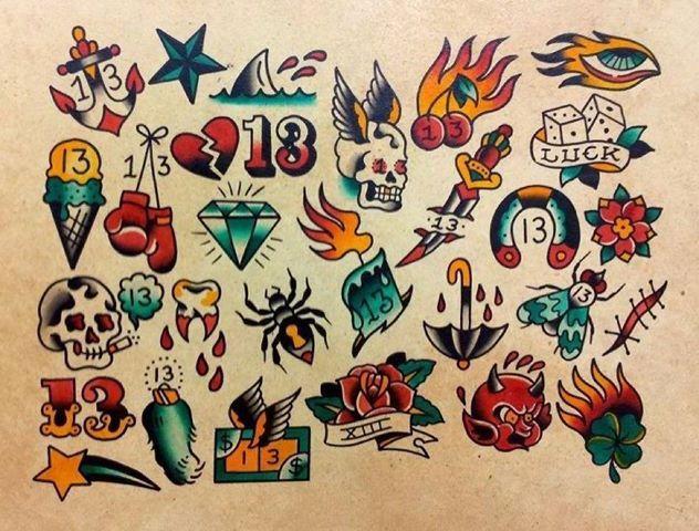Sailor Jerry Tattoos 86