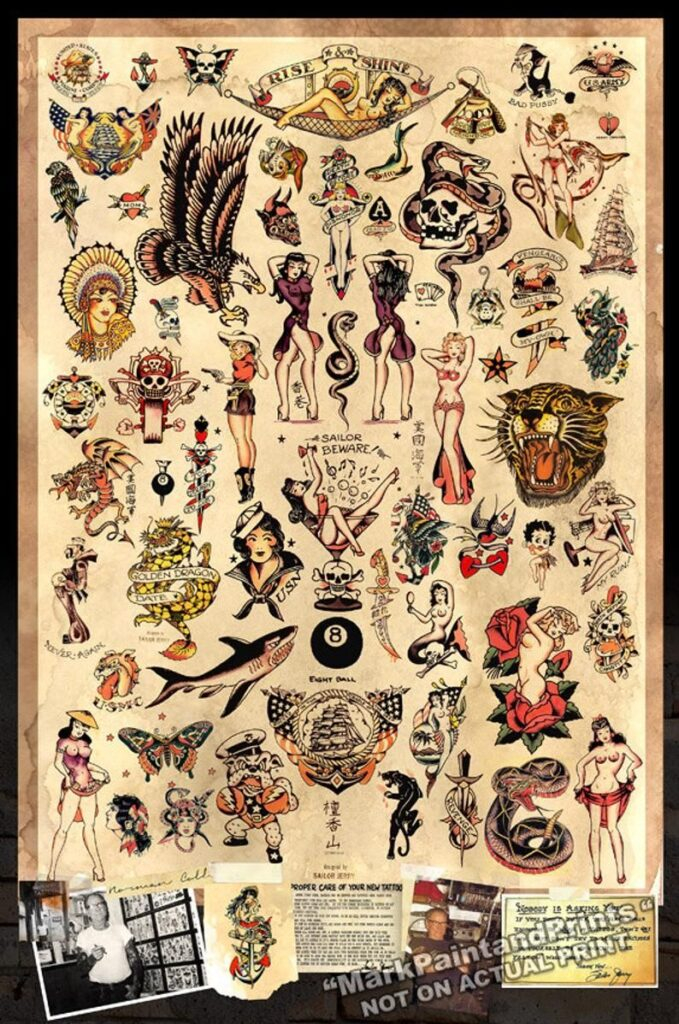 Sailor Jerry Tattoos 98