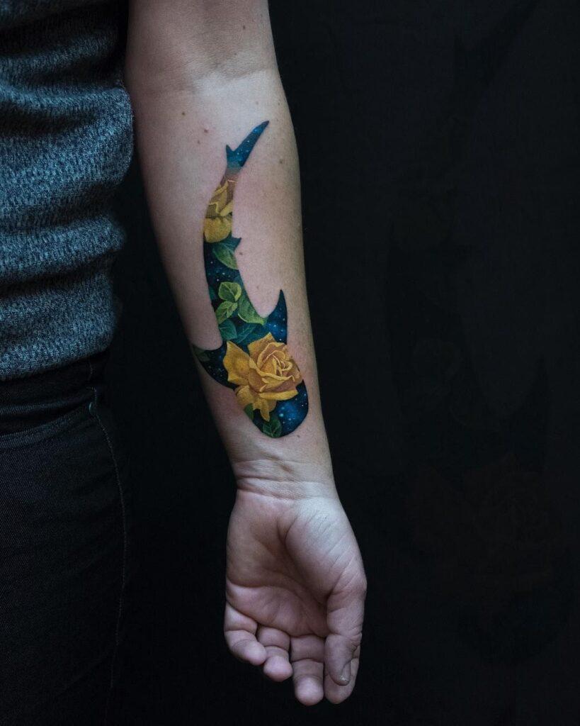Shark Tattoos 10