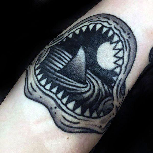 Shark Tattoos 105