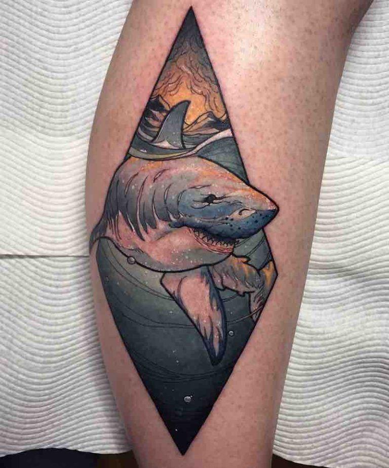Shark Tattoos 145