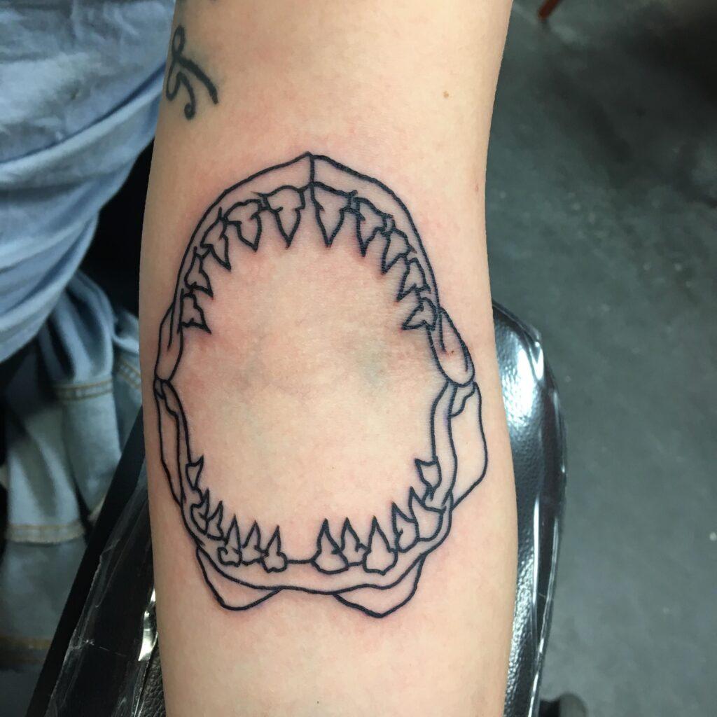Shark Tattoos 148