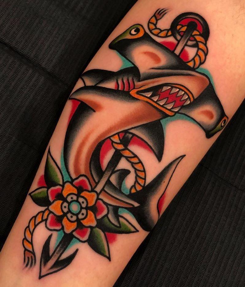 Shark Tattoos 15