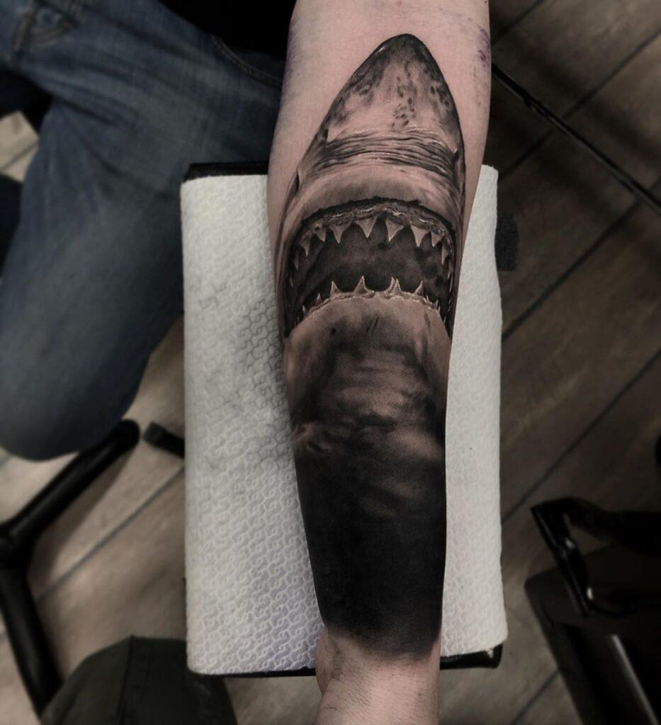 Shark Tattoos 16