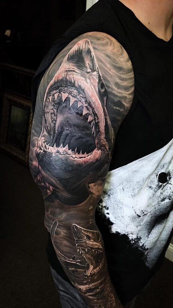 Shark Tattoos 2