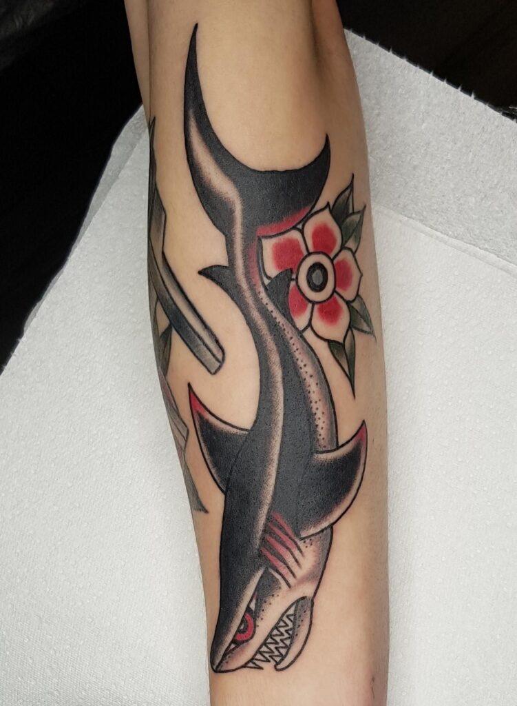 Shark Tattoos 31