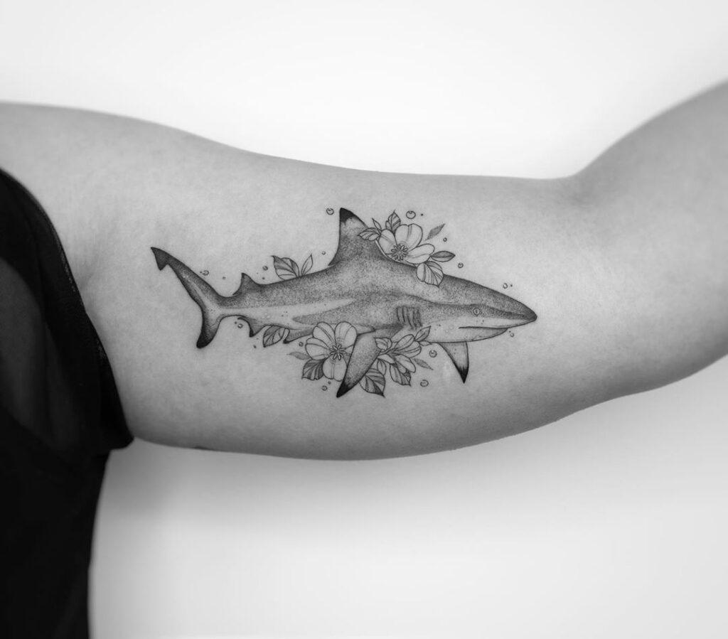 Shark Tattoos 80
