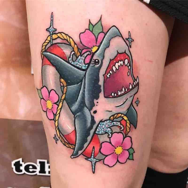 Shark Tattoos 99