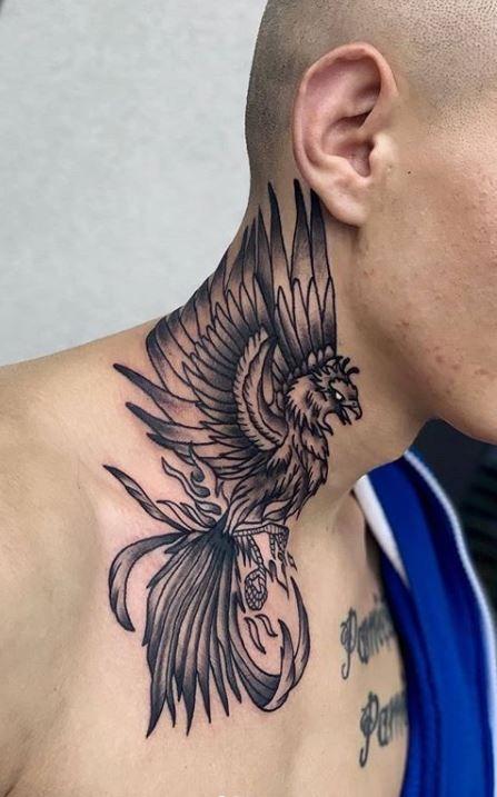 Throat Tattoos 102
