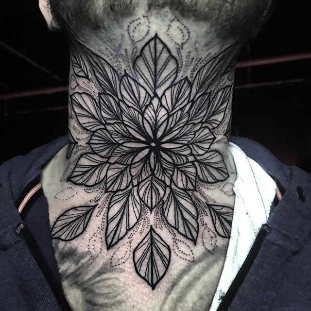 Throat Tattoos 103