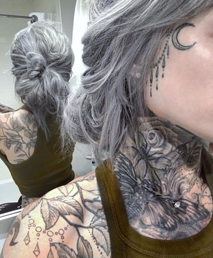 Throat Tattoos 104