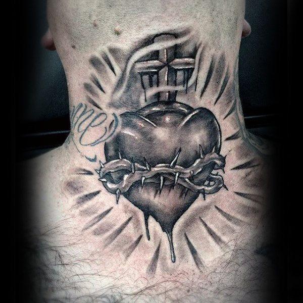 Throat Tattoos 118