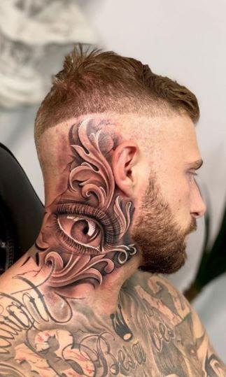 Throat Tattoos 31