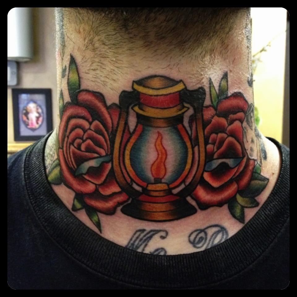 Throat Tattoos 5