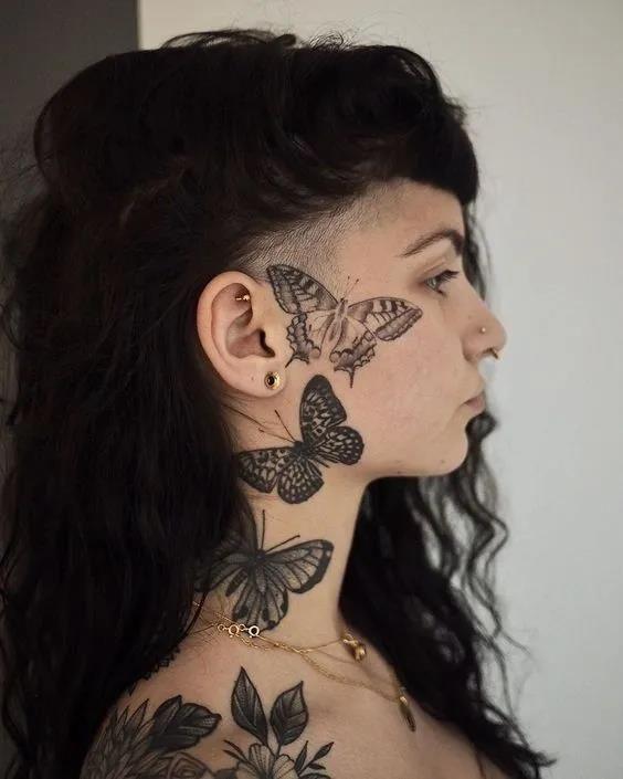 Throat Tattoos 64